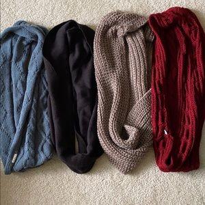 Infinity scarf bundle